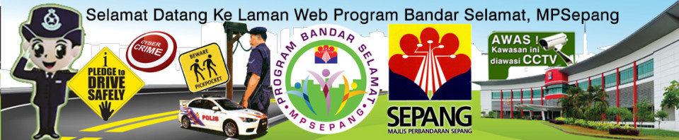 Program Bandar Selamat, Majlis Perbandaran Sepang
